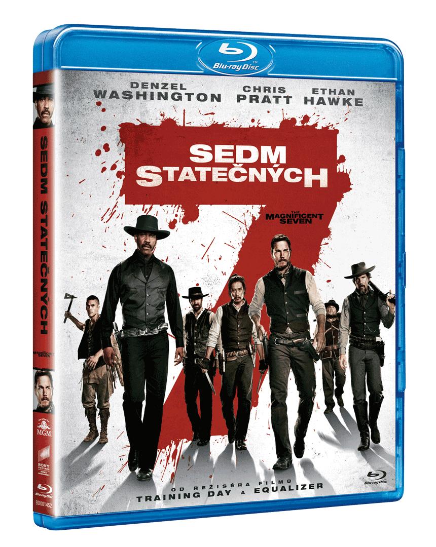 Sedm statečných 2016 (Blu-ray)