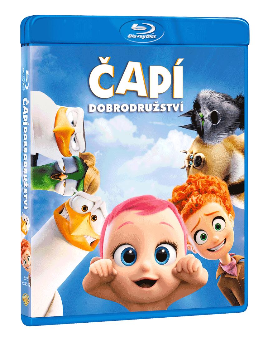 Čapí dobrodružství (Blu-ray)