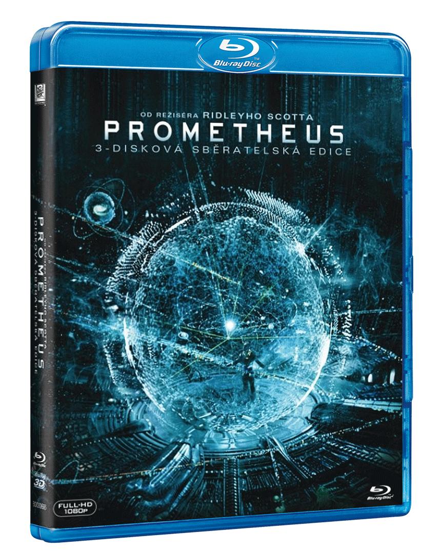 Prometheus (Blu-ray3D + Blu-ray 2D)