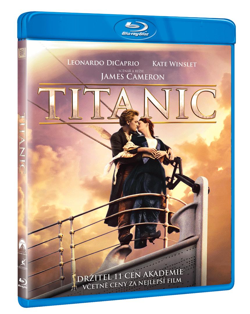Titanic (2x Blu-ray 3D + 2x Blu-ray)