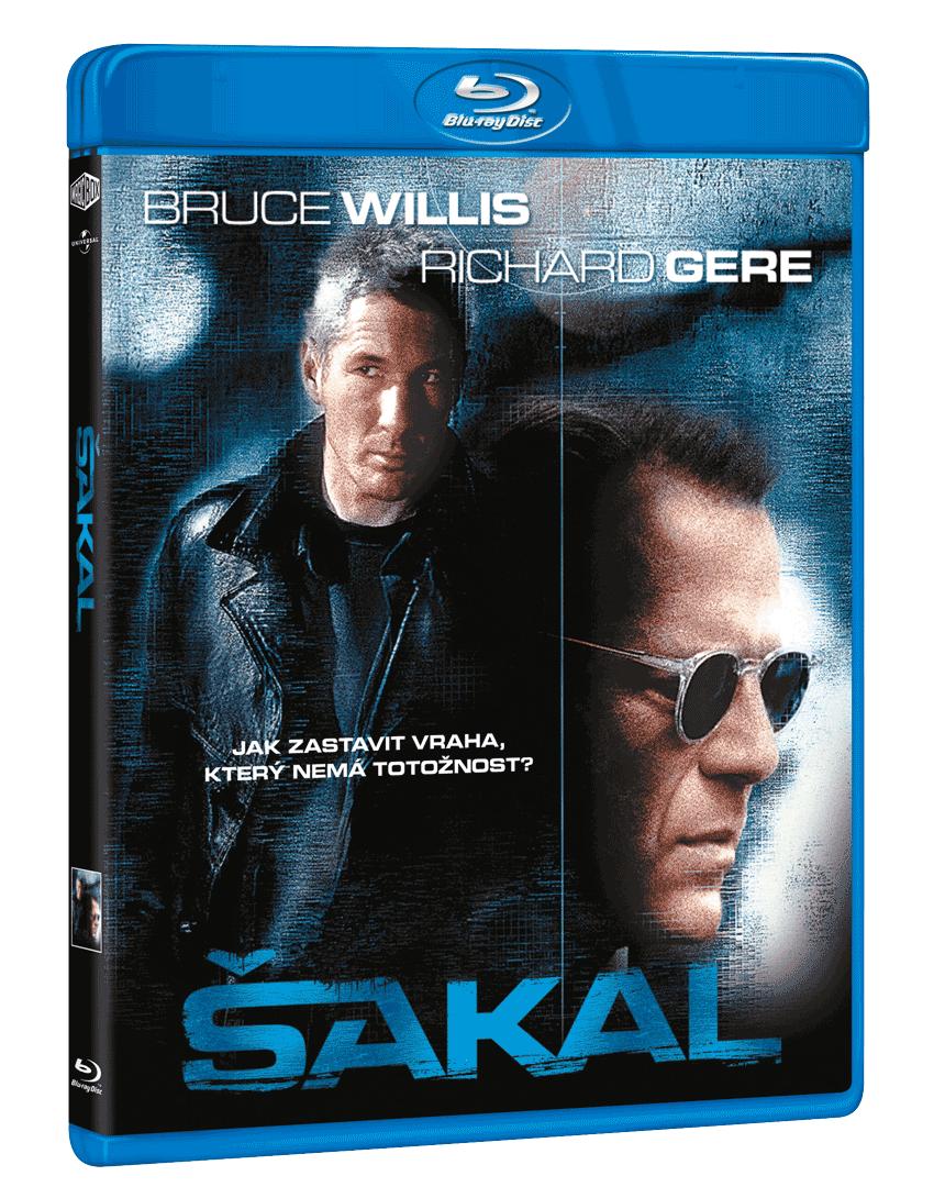 Šakal (Blu-ray)