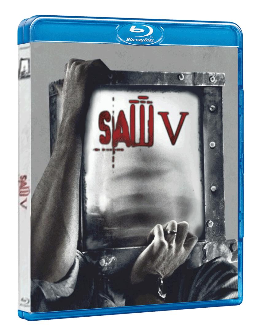 Saw 5 (Blu-ray)