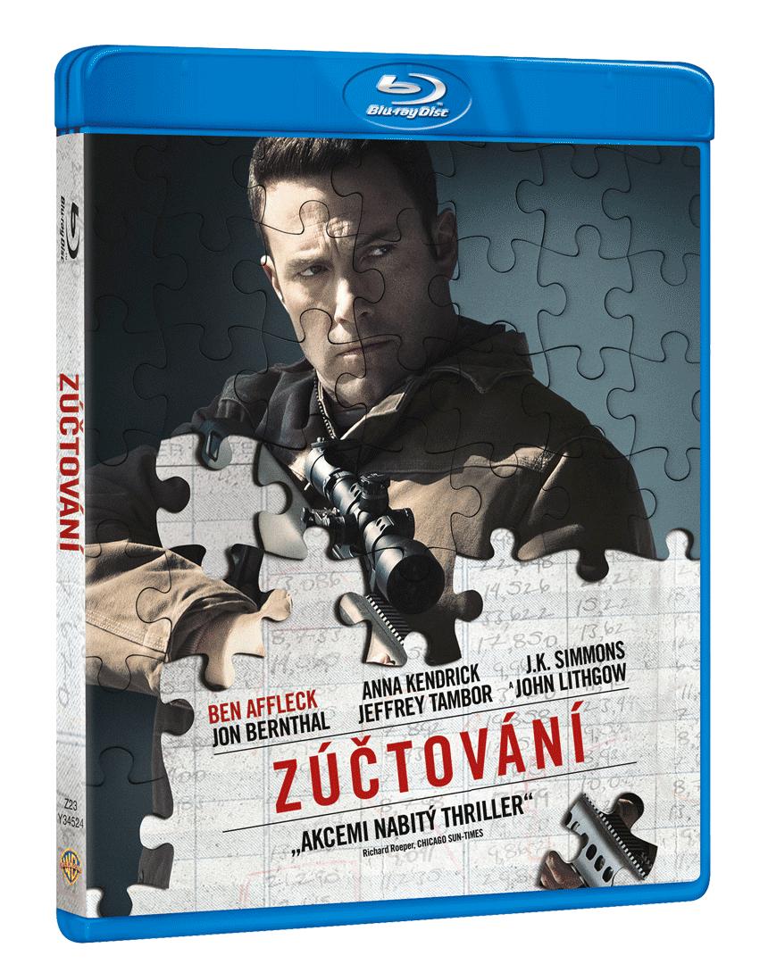 Zúčtování (Blu-ray)