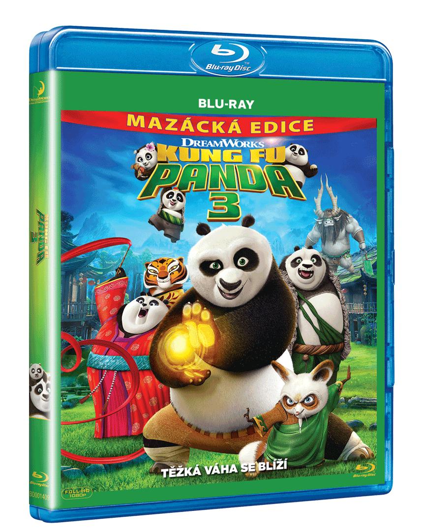 Kung Fu Panda 3 (Blu-ray)