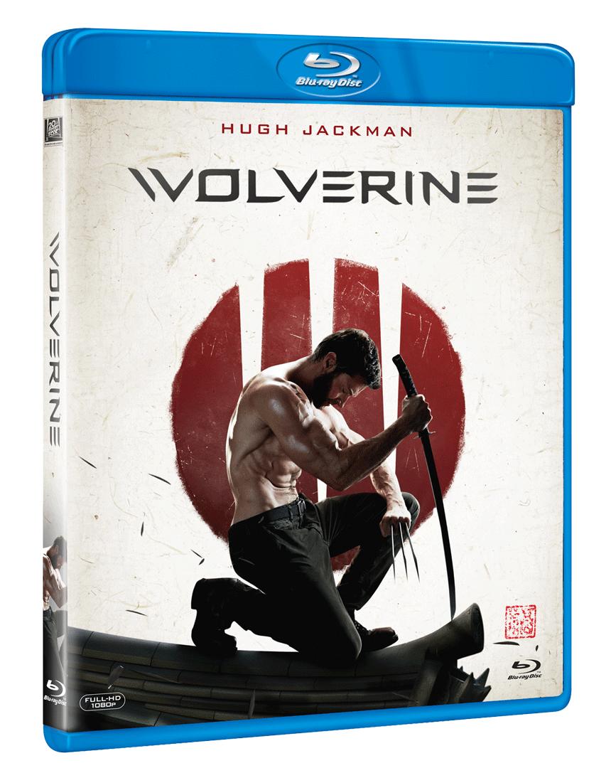 Wolverine (Prodloužená verze, Blu-ray 3D + 2x Blu-ray 2D)