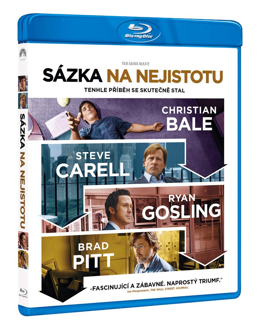 Sázka na nejistotu (Blu-ray)