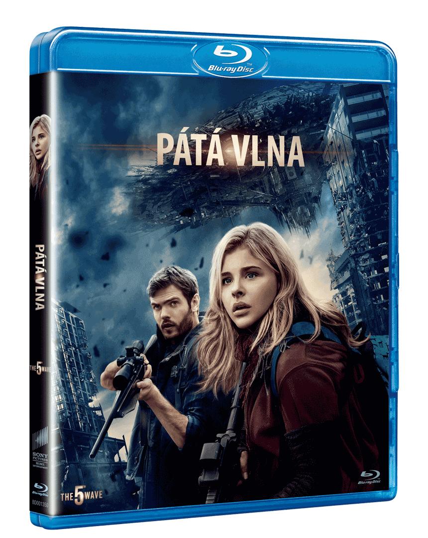 Pátá vlna (Blu-ray)