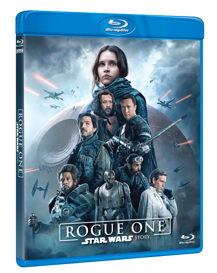 Rogue One: Star Wars Story (Blu-ray)