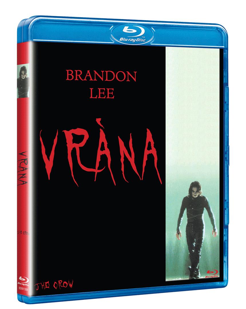 Vrána (Blu-ray)