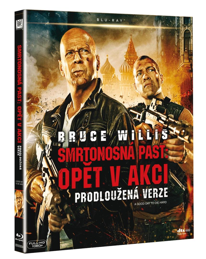 Smrtonosná past: Opět v akci (Blu-ray, Prodloužená verze)