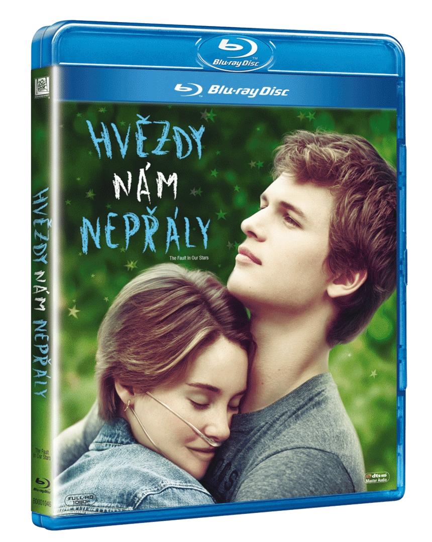 Hvězdy nám nepřály (Blu-ray)