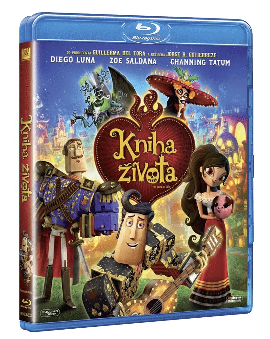 Kniha života (Blu-ray)