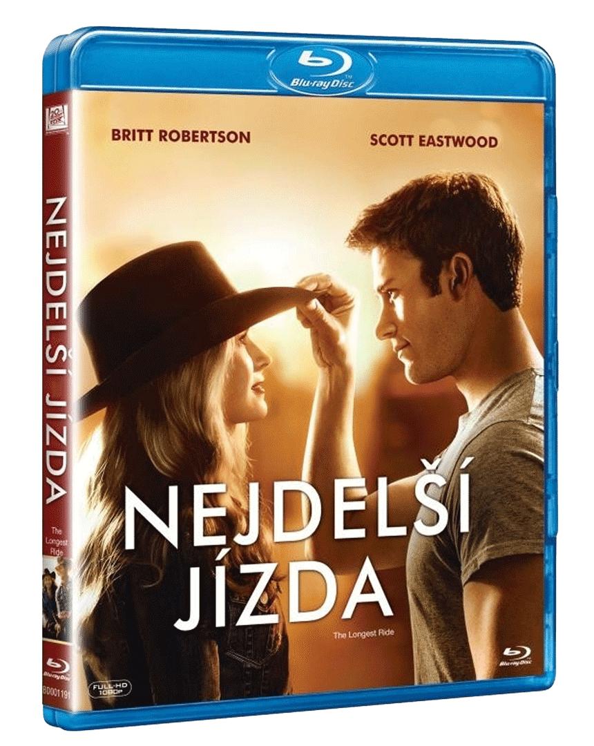Nejdelší jízda (Blu-ray)