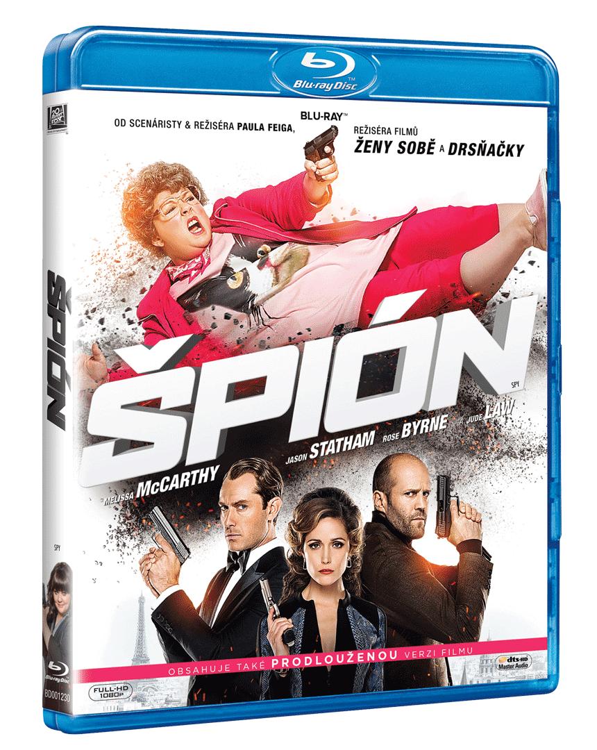 Špión (Blu-ray)