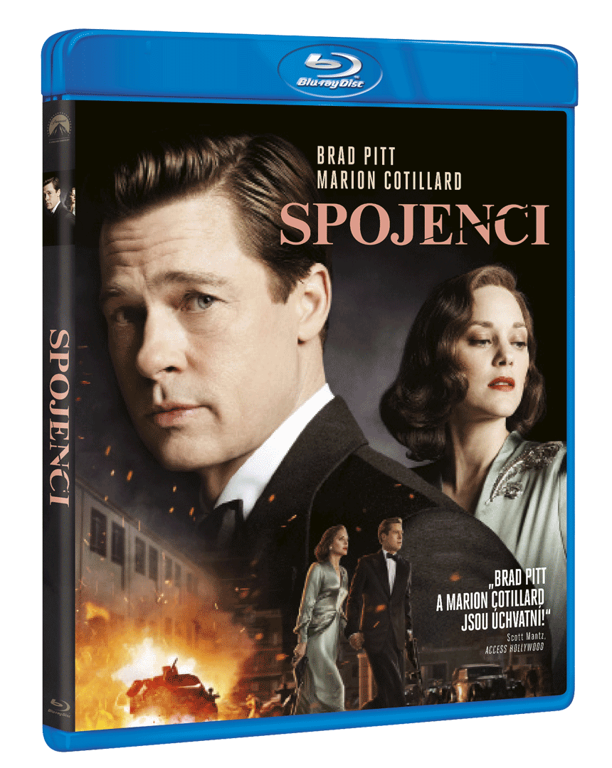 Spojenci (Blu-ray)