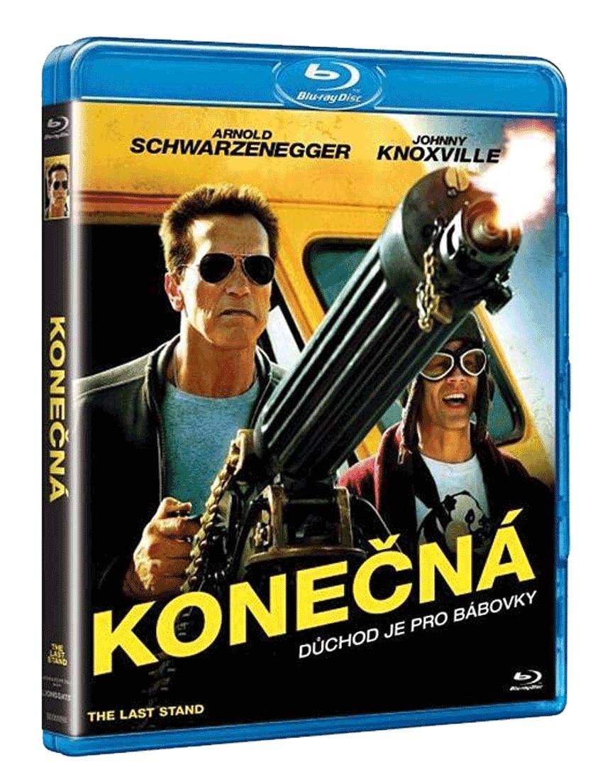 Konečná (Blu-ray)
