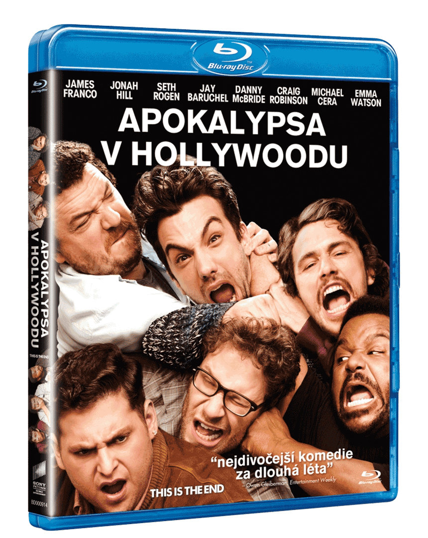Apokalypsa v Hollywoodu (Blu-ray)