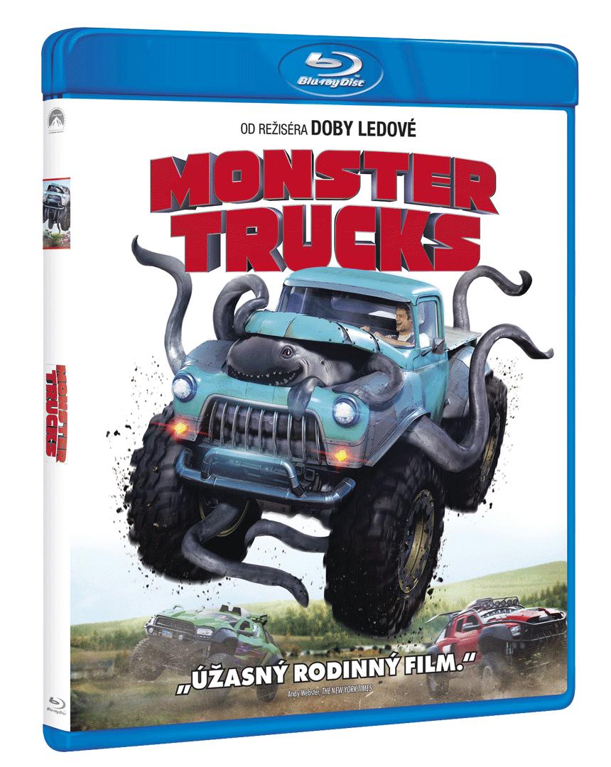 Monster Trucks (Blu-ray)