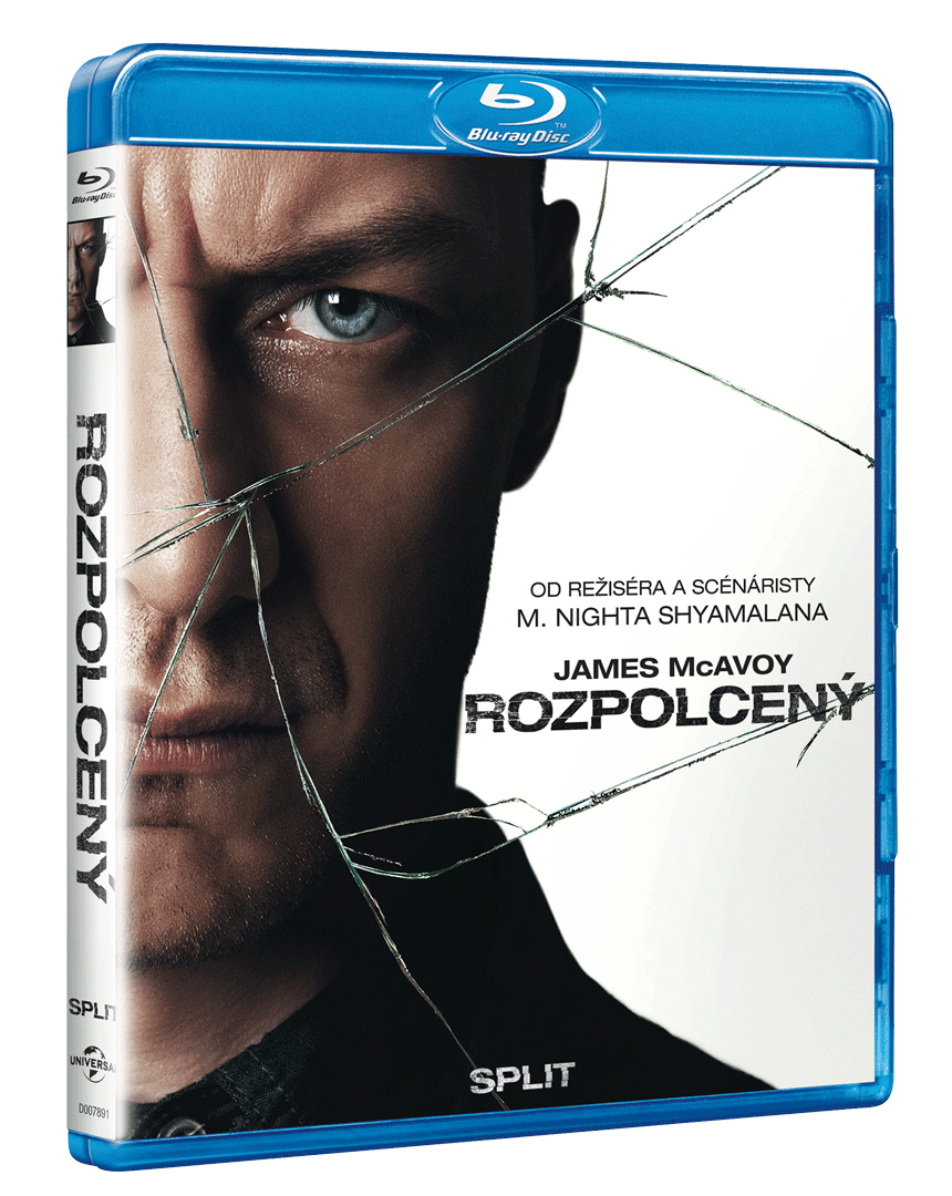 Rozpolcený (Blu-ray)