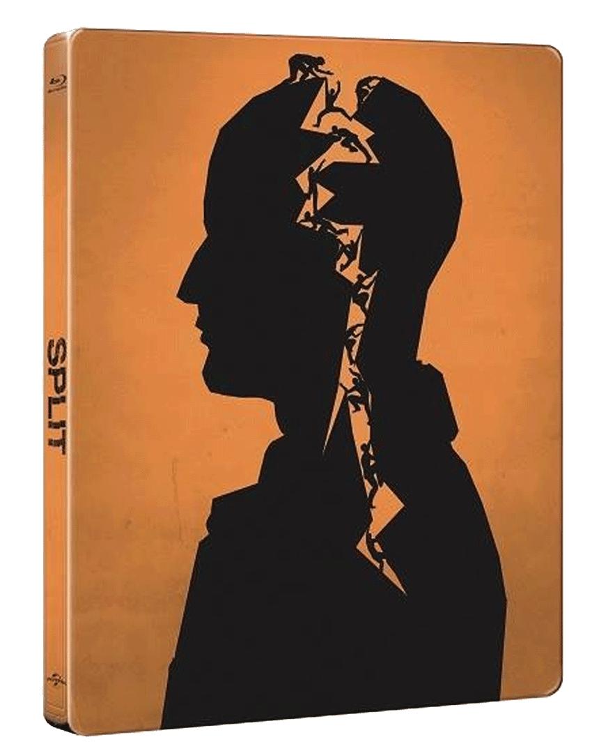 Rozpolcený (Blu-ray, Steelbook)