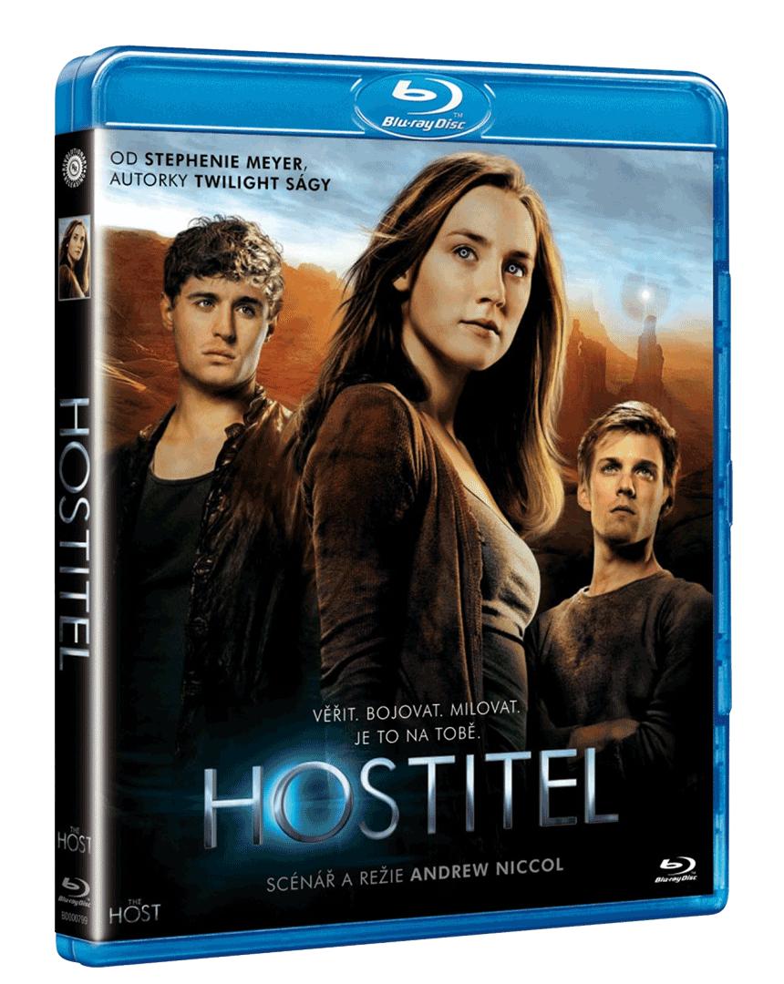Hostitel (Blu-ray)