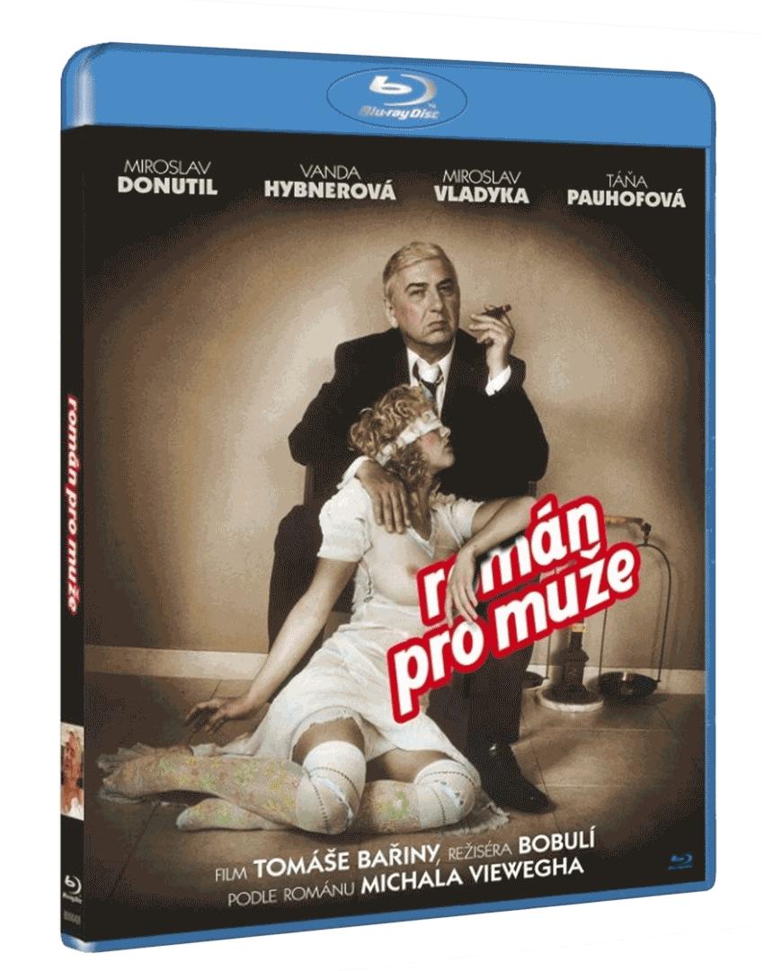 Román pro muže (Blu-ray)