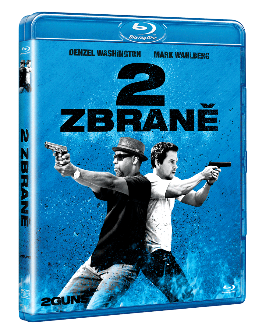 2 zbraně (Blu-ray, Sony Big Face edice)