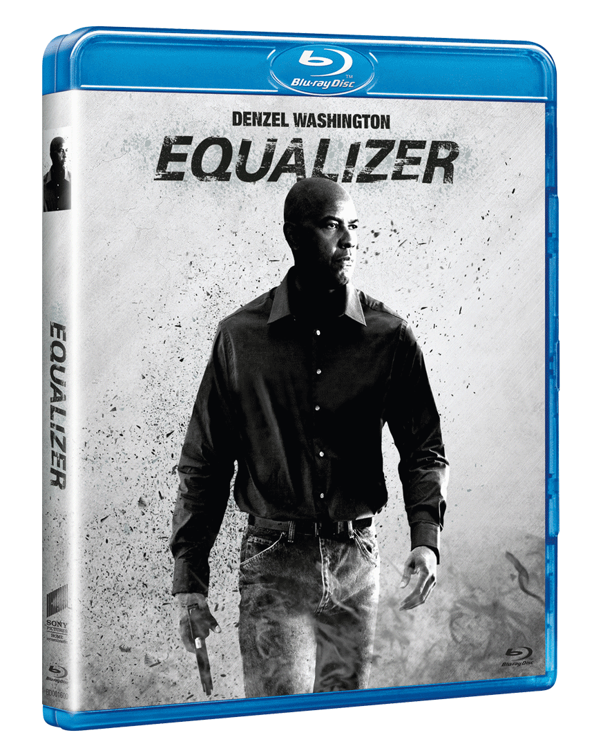 Equalizer (Blu-ray, Sony Big Face Edice)