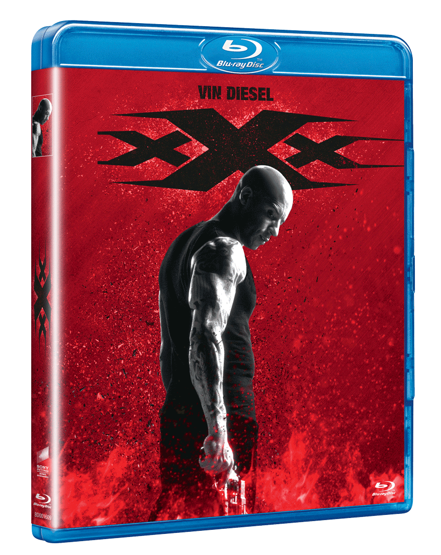 xXx (Blu-ray, Sony Big Face Edice)