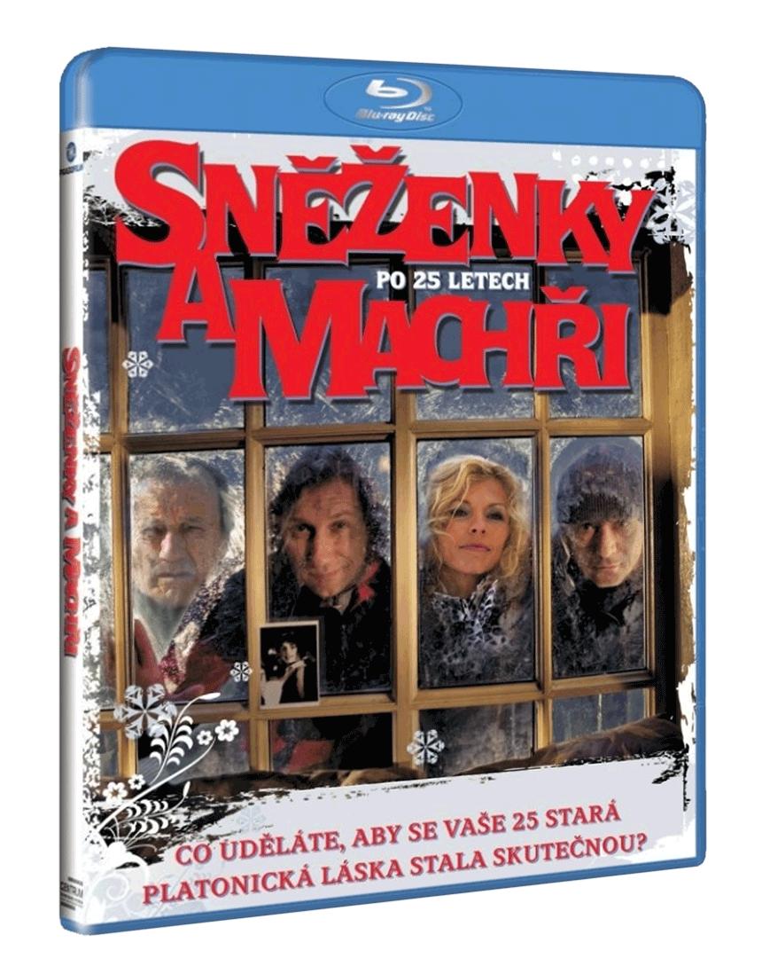 Sněženky a Machři po 25 letech (Blu-ray)