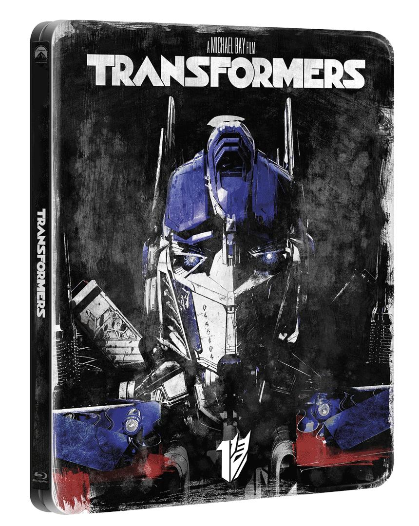 Transformers (Blu-ray, Steelbook)