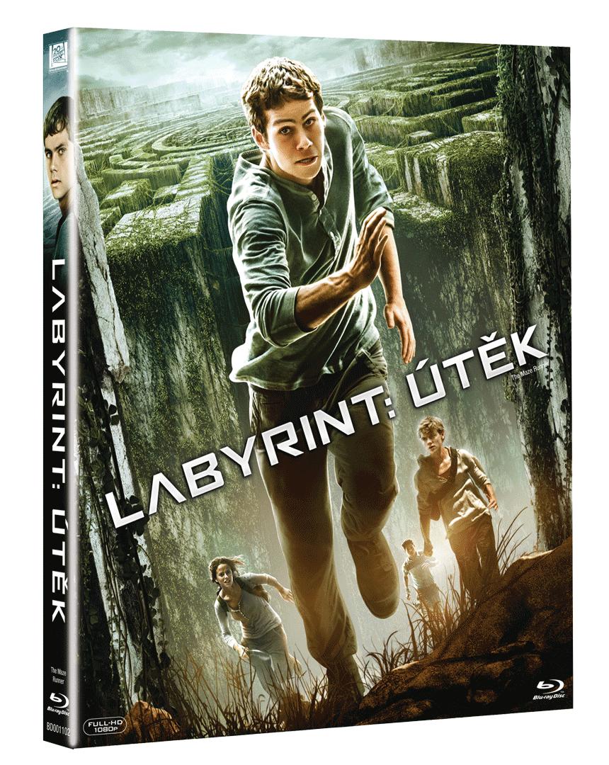 Labyrint: Útěk (Blu-ray)