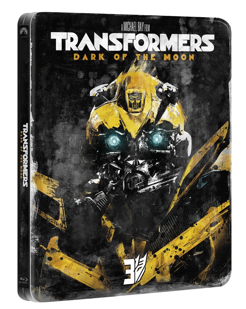Transformers 3 (Blu-ray, Steelbook)