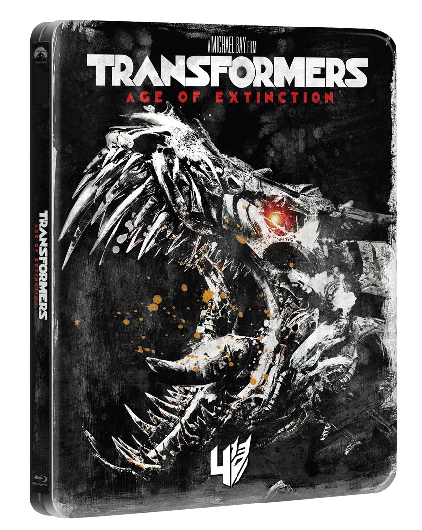 Transformers: Zánik (Blu-ray, Steelbook)