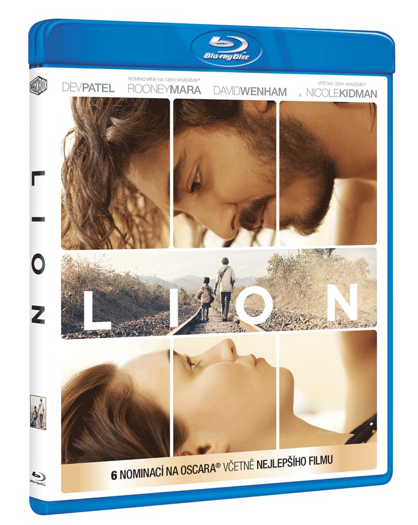 Lion (Blu-ray)