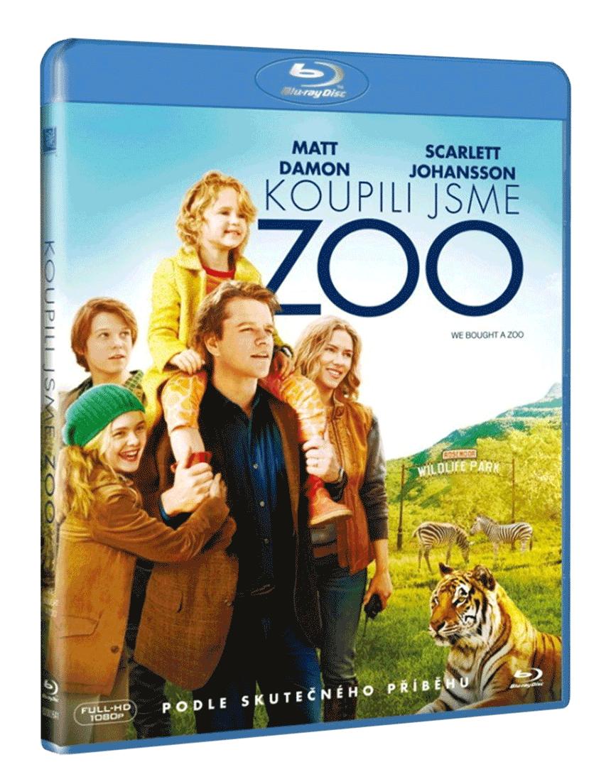 Koupili jsme zoo (Blu-ray)