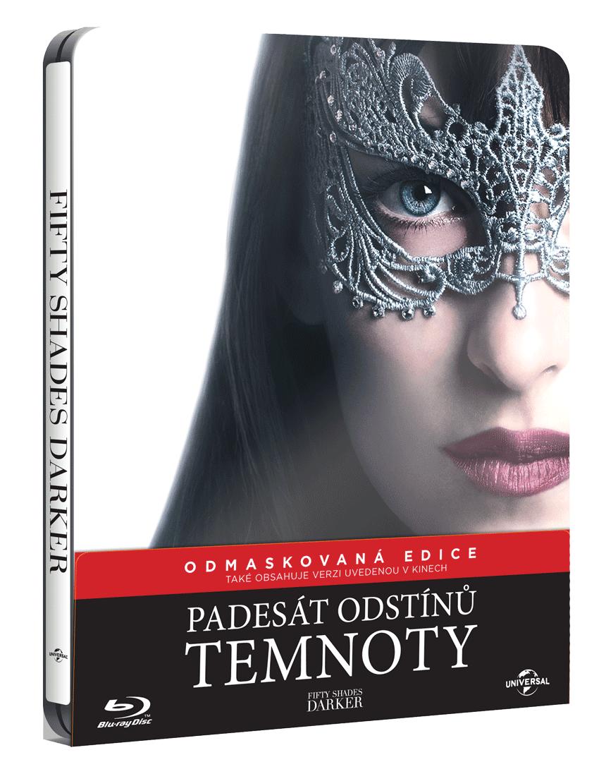 Padesát odstínů temnoty (Blu-ray, Steelbook)