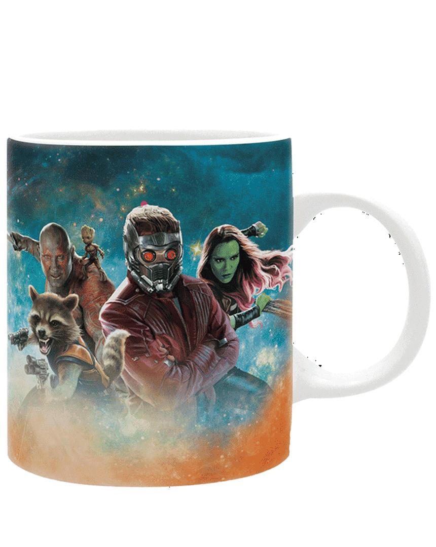 Hrnek Strážci Galaxie (Guardians of the Galaxy, 320 ml)