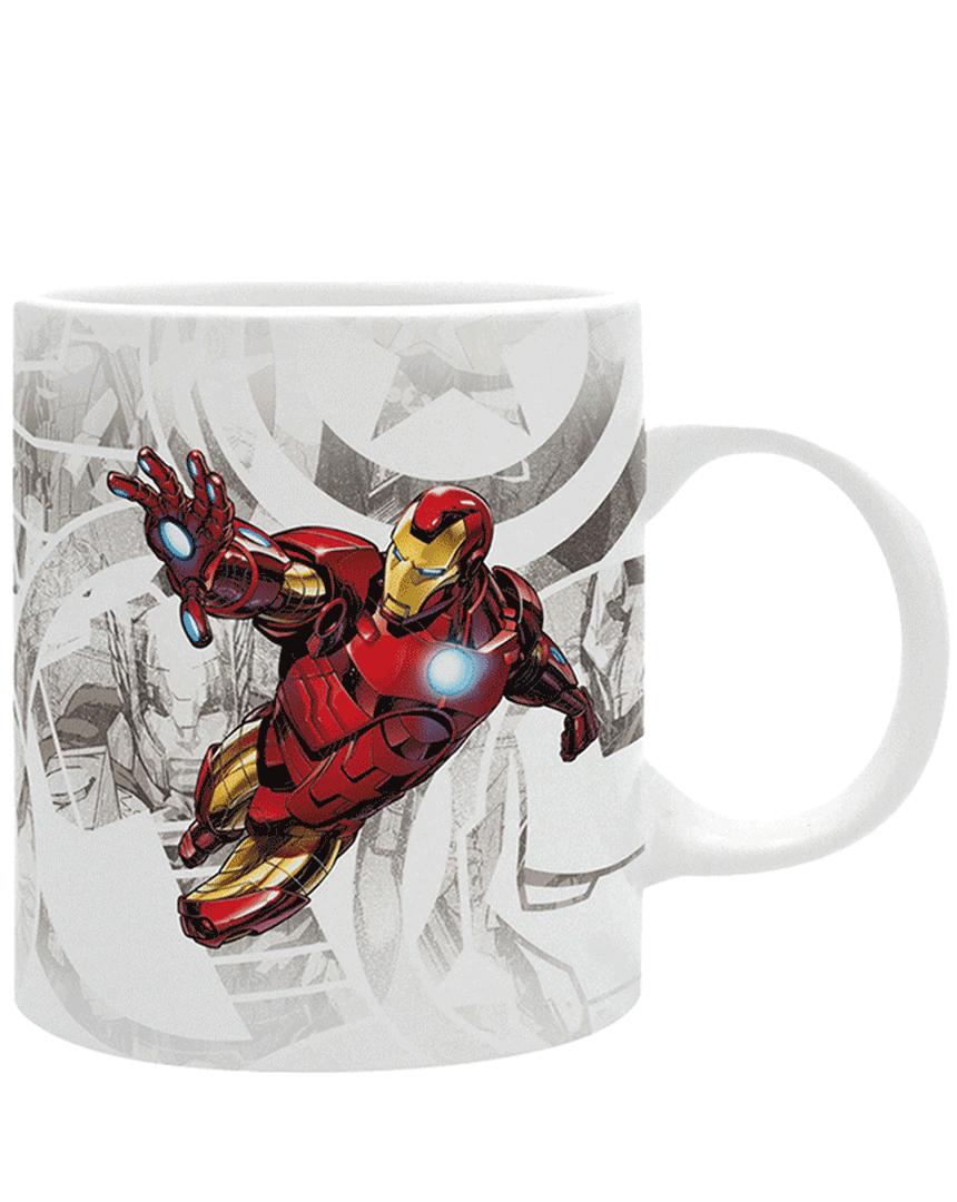 Hrnek Iron Man (320 ml)