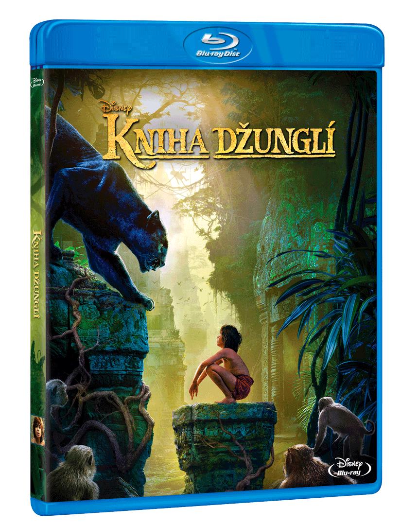 Kniha džunglí (Blu-ray 2D)