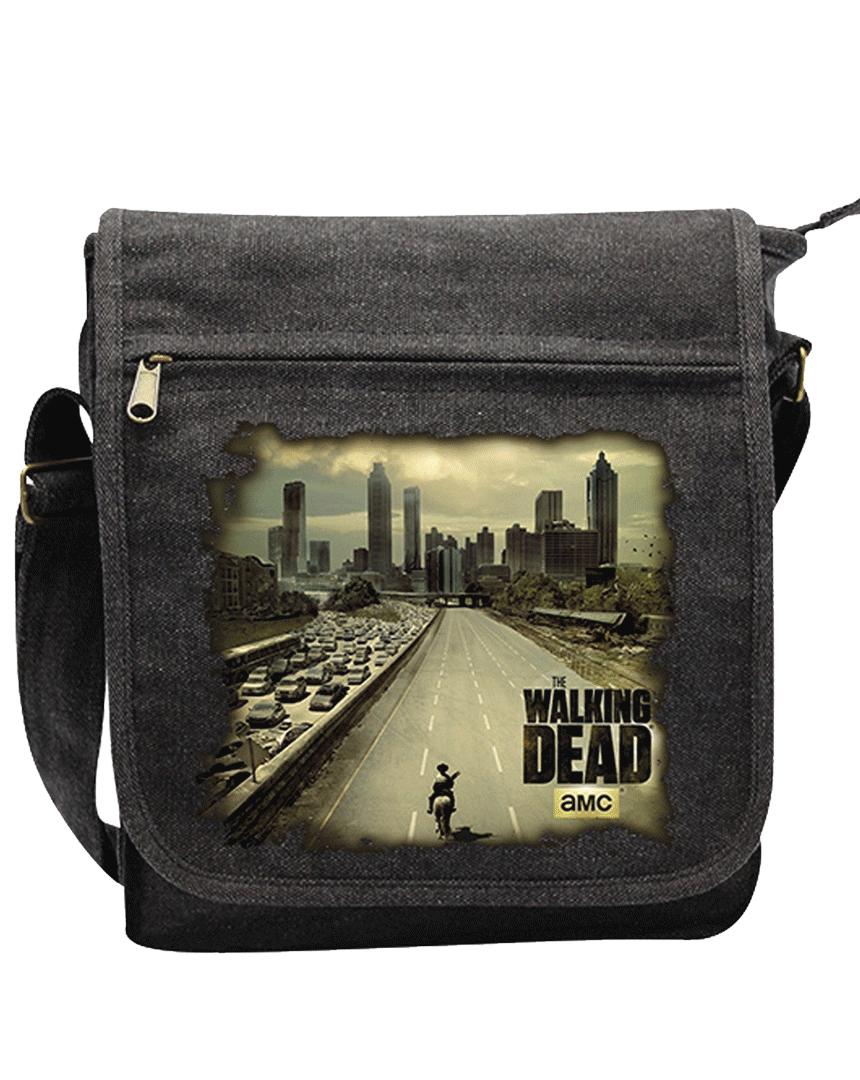 Brašna Živí mrtví (The Walking Dead)