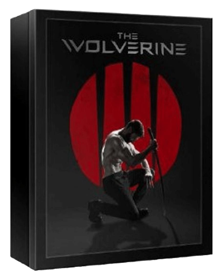 Wolverine (2x Blu-ray + Blu-ray 3D, Původní i rozšířená verze, Black Lacquer Box)