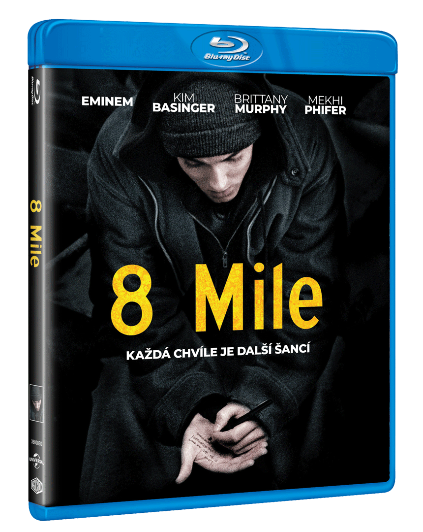 8 Míle (Blu-ray)