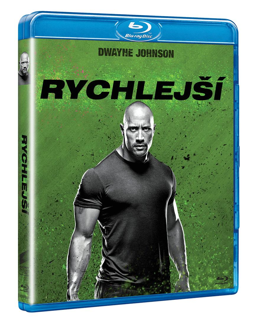 Rychlejší (Blu-ray, Sony Big Face edice)