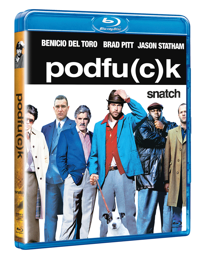 Podfu(c)k (Blu-ray, Sony Big Face Edice)