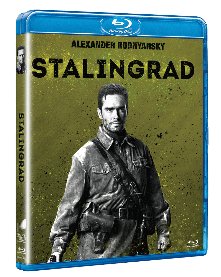 Stalingrad (Blu-ray, Sony Big Face Edice)