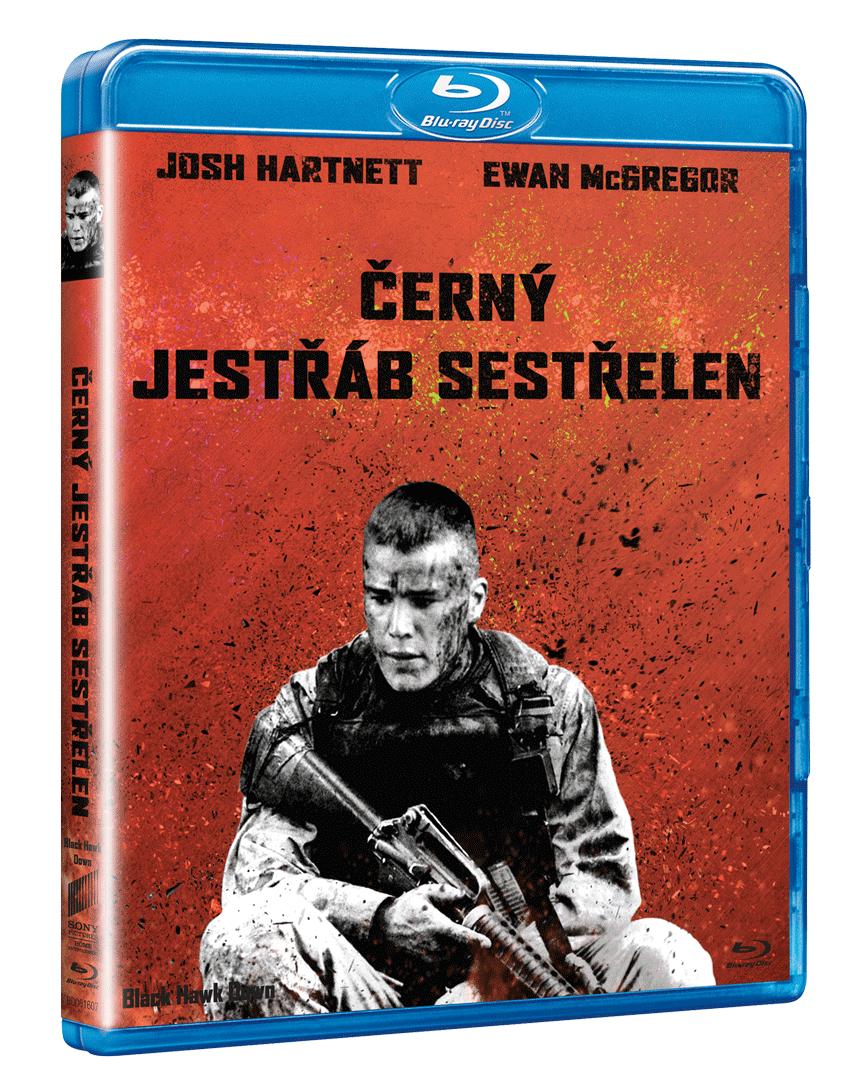 Černý jestřáb sestřelen (Blu-ray, Sony Big Face Edice)