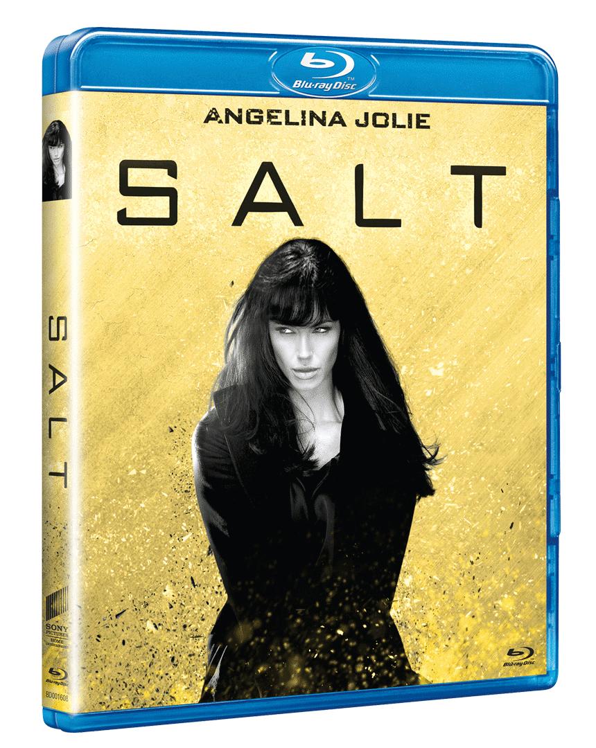 Salt (Blu-ray, Původní i rozšířená verze, Sony Big Face Edice)