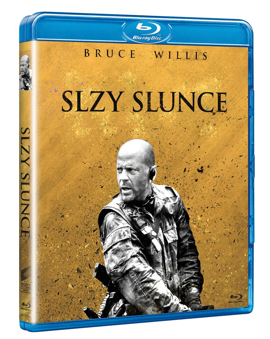 Slzy slunce (Blu-ray, Sony Big Face Edice)