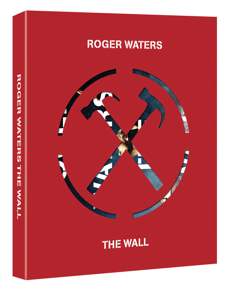 Roger Waters: The Wall (Blu-ray, Speciální edice)
